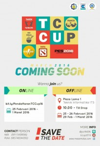 tc cup coming soon 1 205x300 - TC Cup 2016 Coming Soon