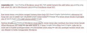 seo7 300x114 - Cara Posting di Wordpress sesuai SEO